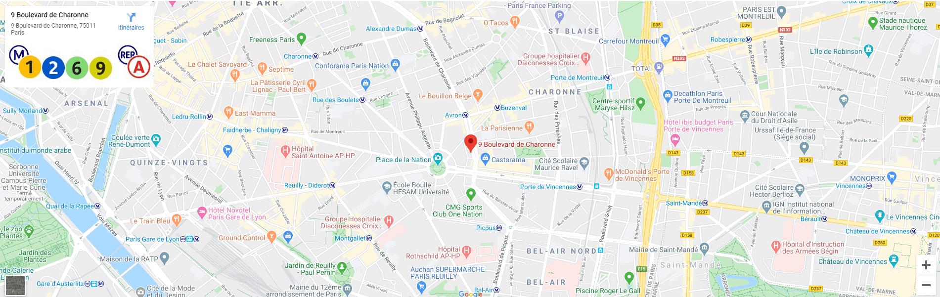 Google Maps Cabinet laser nation